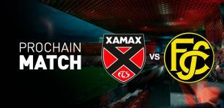 NEUCHÂTEL XAMAX FCS vs FC SCHAFFHOUSE