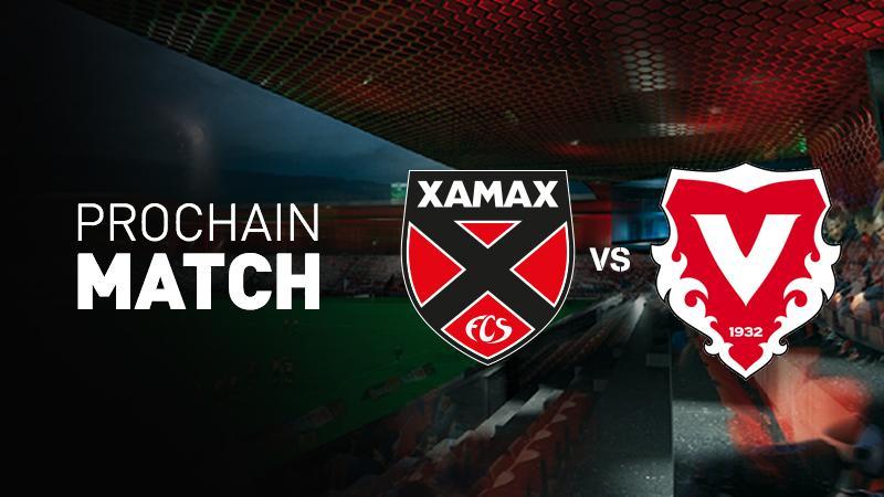 NEUCHÂTEL XAMAX FCS FC VADUZ
