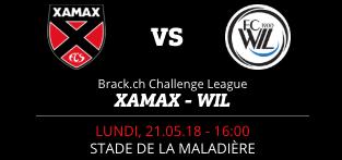 Xamax vs Wil