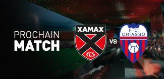 NEUCHÂTEL XAMAX FCS vs FC CHIASSO